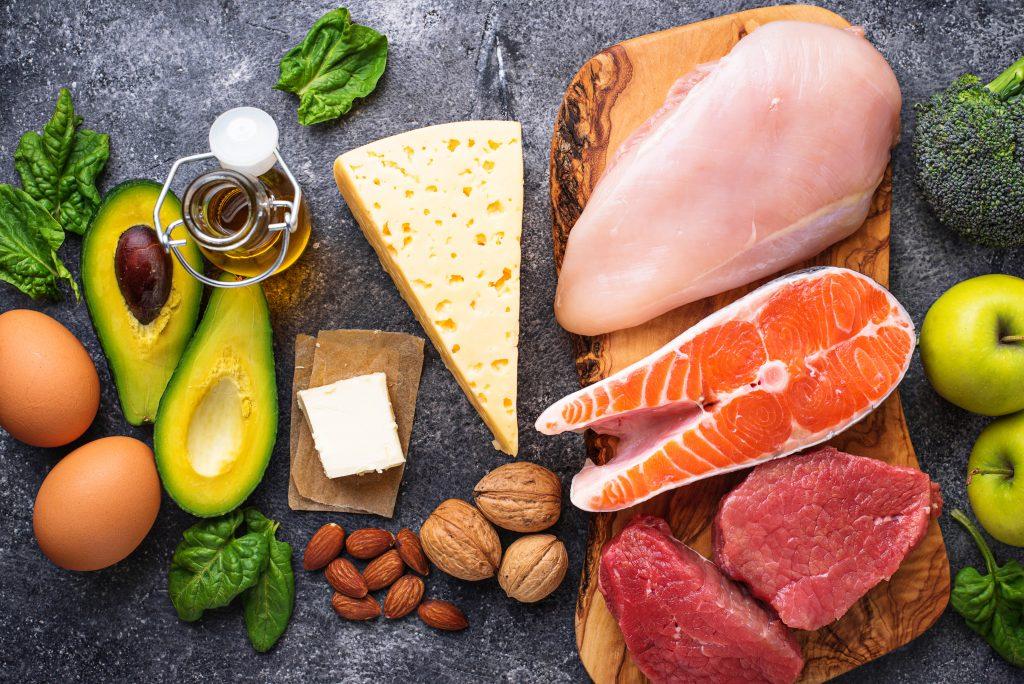 белковый продукты