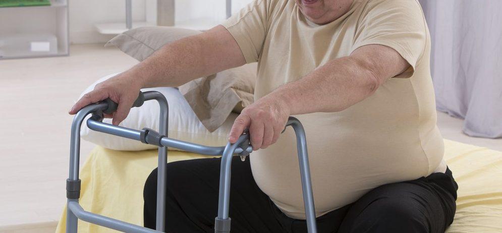 лишний вес и больные суставы