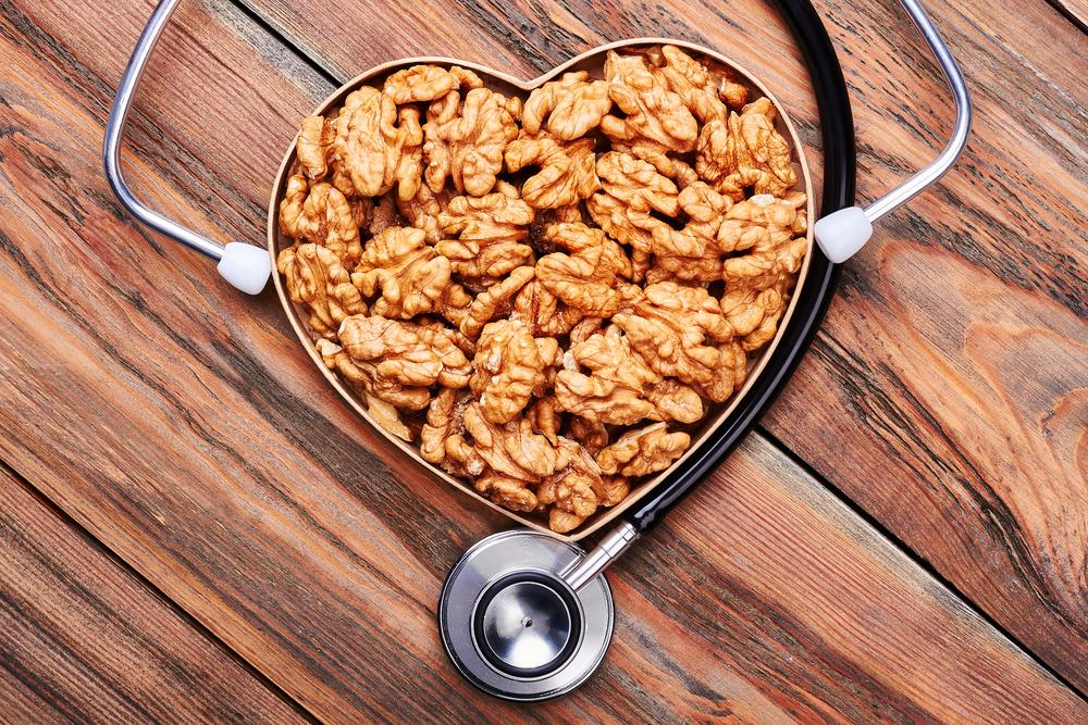 польза грецких орехов для сердца