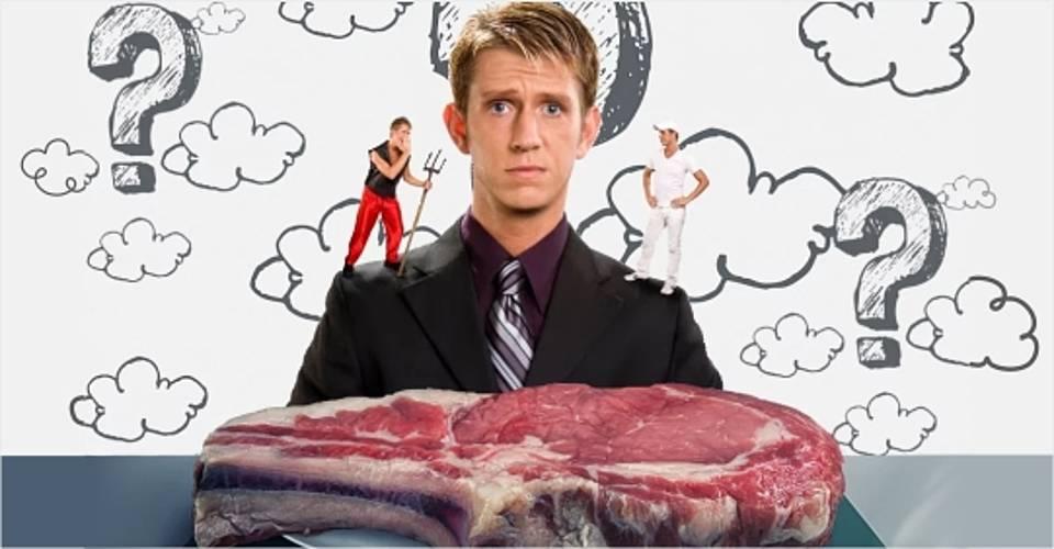 вред красного мяса для костей