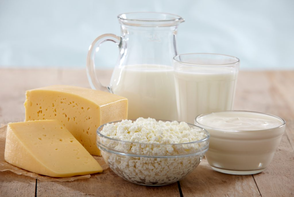 молок для костей