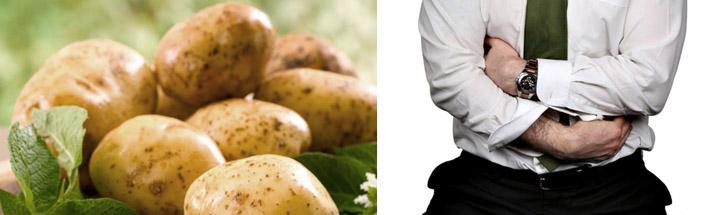 картошка для же6лудка