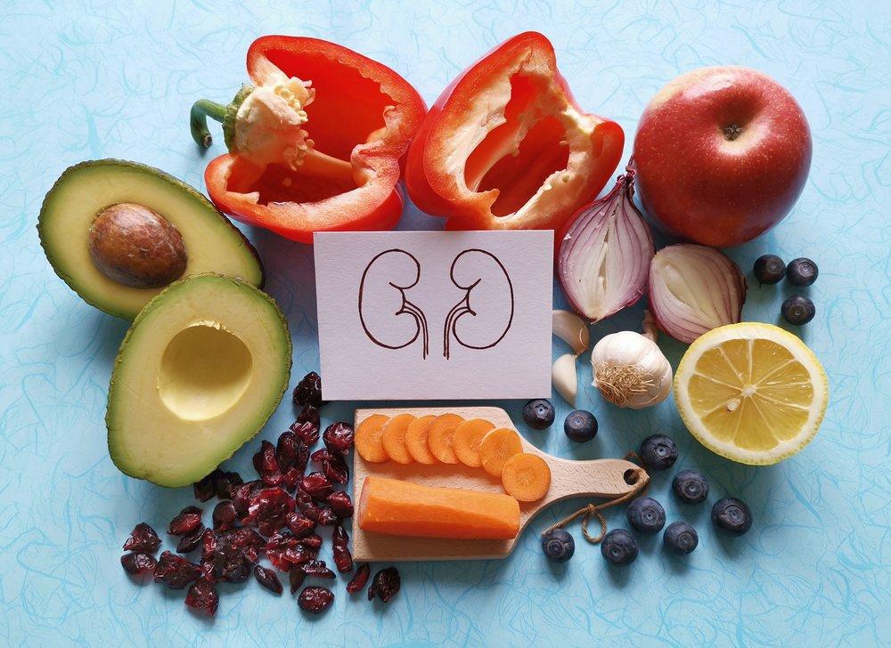 продукты для почек человека