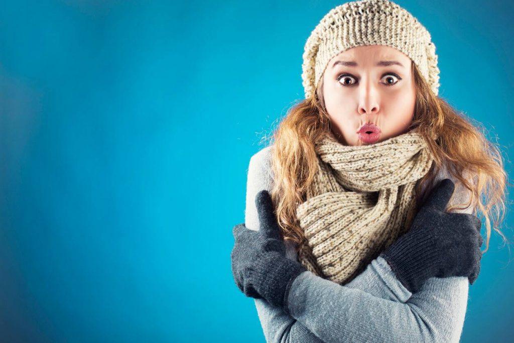 верд холода для почек